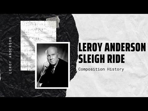Leroy Anderson - Sleigh Ride