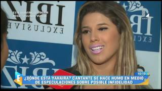 Repeat youtube video ¿Yahaira Plasencia escondida por nuevo ampay de Magaly Medina?