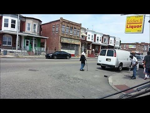 STREET SCENES FROM CAMDEN NJ