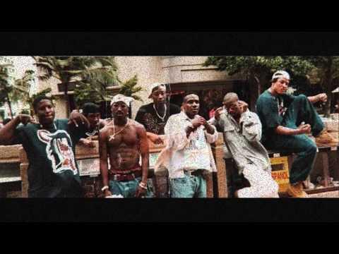 Tupac & The Outlawz - Komradz (Produced By Johnny J)