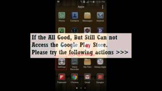 Tips To Fix Google Play Store Open Error  Play Store Gagal Terkoneksi @otnayidub