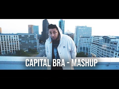 CAPITAL BRA - MASHUP (Official Music Video) | by DANERGY