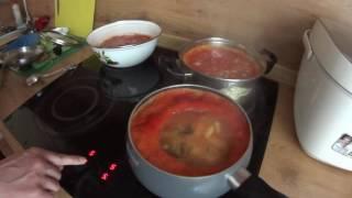 Как приготовить солянку. Похмельный суп/рецепт