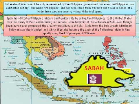 History of Sultanate of Sulu & North Borneo Part 9