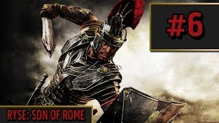 Ryse: Son of Rome Gameplay Walkthrough Part 6 - Into the Castle