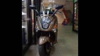scooter Sym JoyMax