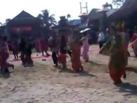 Tari Medley 13 Suku Bangsa di Kecamatan Air Putih Kabupaten Batu Bara