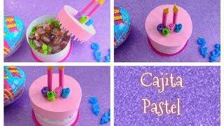 DIY // Haz un pastel sorpresa, el regalo perfecto de cumpleaños