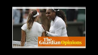 Ronaldo and Serena defy the race against time for elite athletes | Paul MacInnes