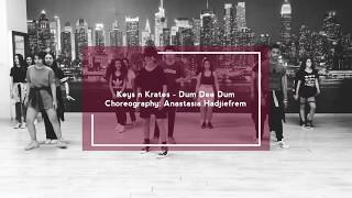 Keys n Krates - Dum Dee Dum (JiKay Remix) - Choreography
