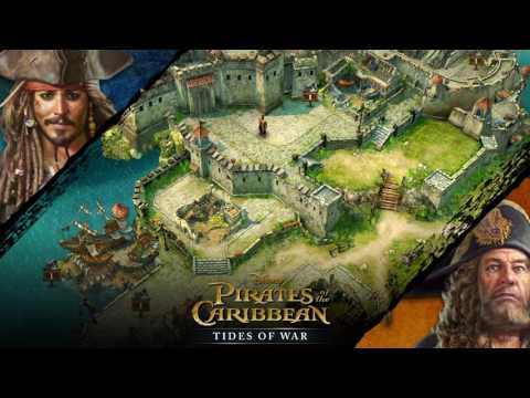 Pirates of the Caribbean: Tides of War Pre-Registration