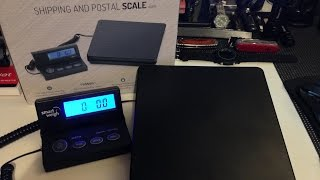 Smart Weigh Digital Postal Scale Unboxing & Review