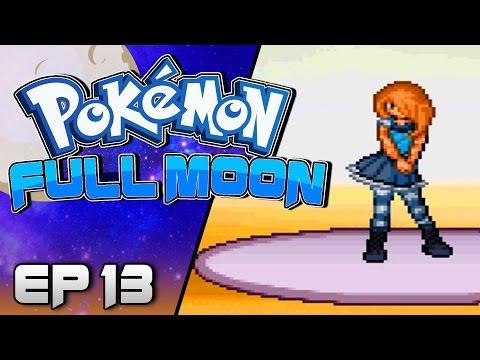Pokemon Full Moon 🌙 (Fan Game) Part 13 SHINY EEVEE! Gameplay Walkthrough