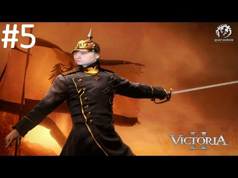 Let's play / Let's learn Victoria II - Part 5