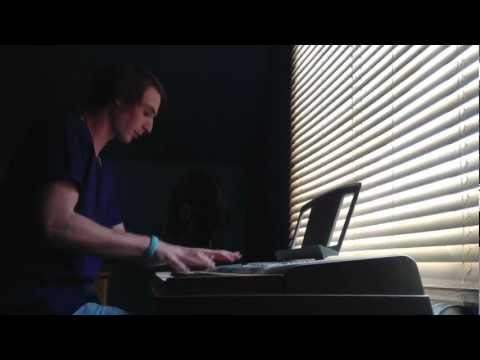 Kanye West  All Of The Lights Piano  HD