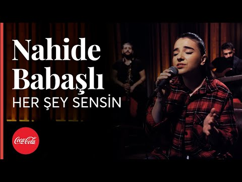 Nahide Babaşlı - Her Şey Sensin  / Akustikhane #hissethezzal