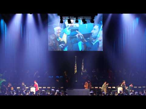 Hawaii Pacific University: Commencement Ceremony 2014. Part 9