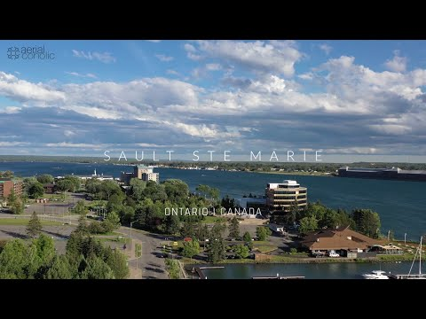 [4K] SAULT STE MARIE | ONTARIO | CANADA
