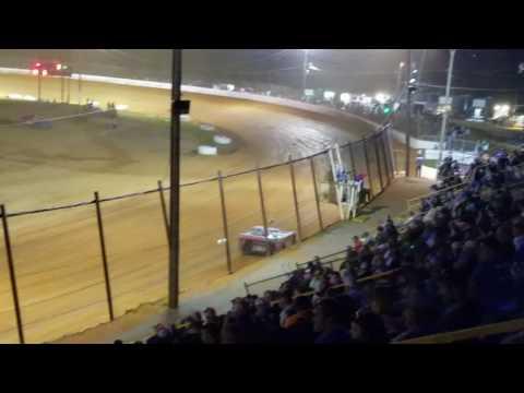 Heat race 2 from ponderosa speedway 4/15/17
