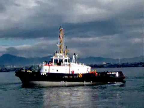 Hull16 50 Ton Tugboat Made by Keppel Cebu