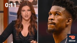 Did ESPN's Rachel Nichols REALLY HOOK UP with Jimmy Butler in the NBA Bubble?