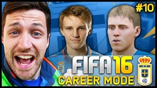 Real Oviedo Career Mode #10 - FIRST SEASON FINALE! - Fifa 16