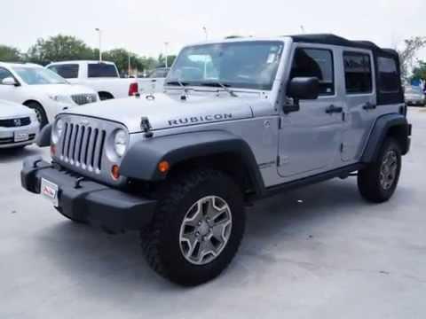 2013 Jeep Wrangler Unlimited 4wd Baton Rouge La Youtube