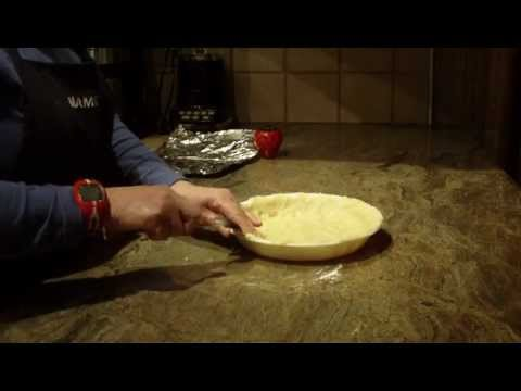 Easy Oil  Pie Crust By Diane Lovetobake