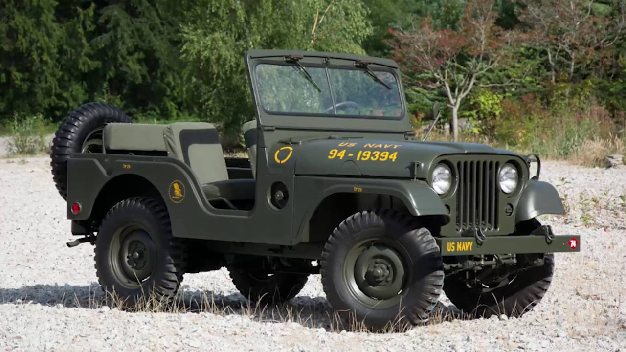 small resolution of 1953 m38a1 family restoration project