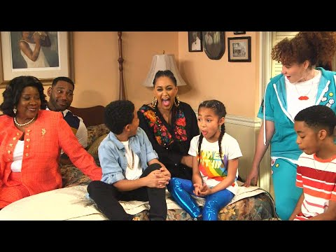'Family Reunion' Set Tour With Tia Mowry -- and a Few SURPRISE Guests! (Exclusive)