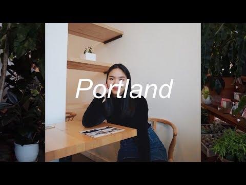 Oregon Travel Diary: Portland + Oregon Coast