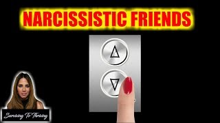 Red Flags of Narcissistic Friend