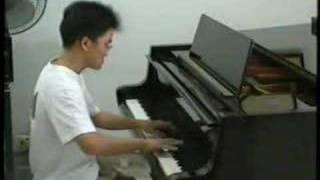 Piano Liszt La Campanella. Donavan Liow age:14 (Malaysia)