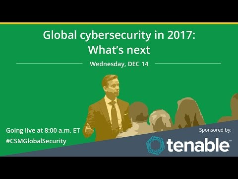 Global cybersecurity in 2017: What's next