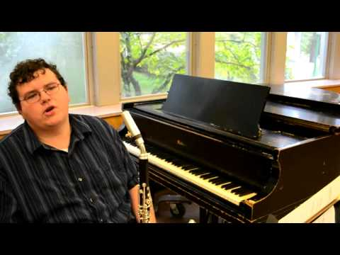 A Compositional Tutorial- The Tenor Clarinets