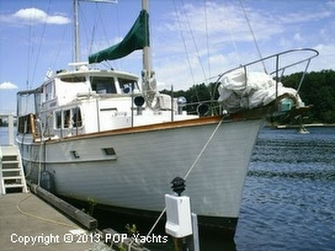 [UNAVAILABLE] Used 1969 Grand Banks 50 in Portland, Oregon