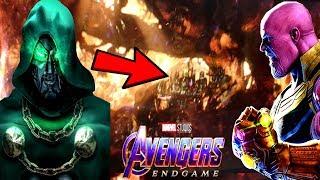Avengers 4 EndGame Doctor Doom To APPEAR REVEALED! HERE'S HOW MAJOR PHASE 4 AVENGERS 4 ENDING TEASER