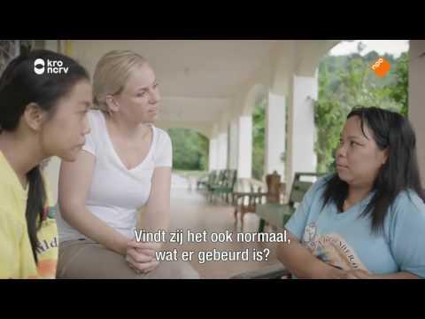 Preda children's homes visited by Jessica Villerius of Dutch TV November 2016