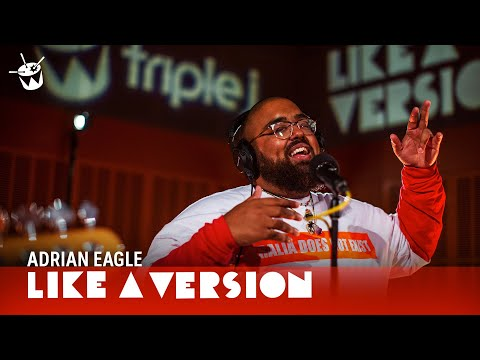 Adrian Eagle - 'A.O.K' (live For Like A Version)