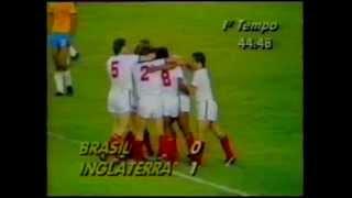 Brazil 0-2 England (1984)