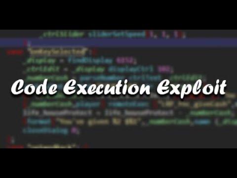 Selling] Arma 3 Executor Exploit / No Programs / No Injection / NO