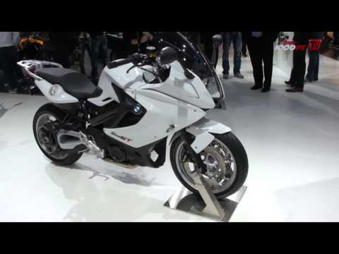 BMW F800 GT News 2013 Eicma 2012