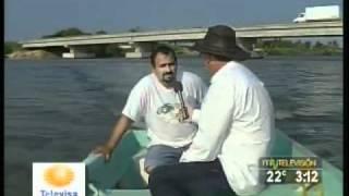 Rio El Tigre en Aldama Tamaulipas