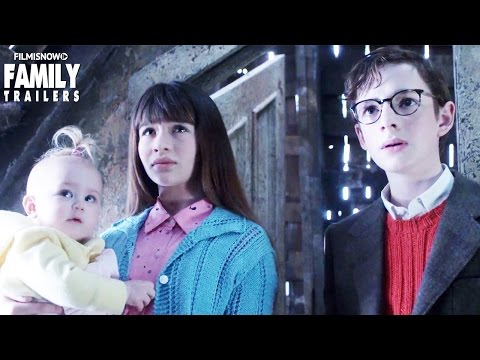 A SERIES OF UNFORTUNATE EVENTS  Netflix Family TV Series