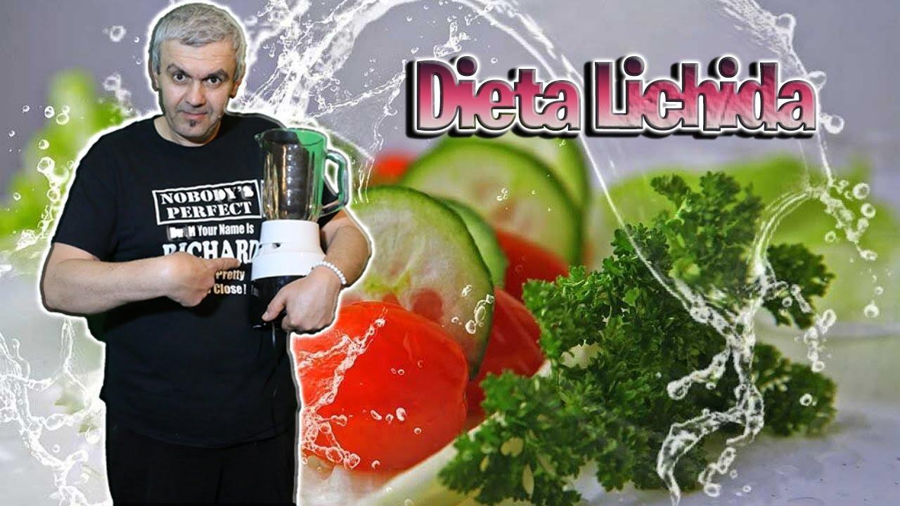 dieta lichida