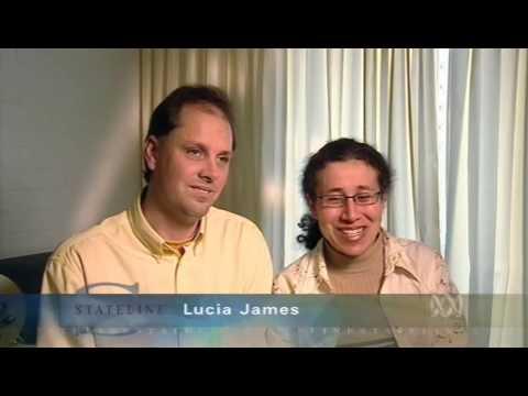 TJ James on Stateline 2007