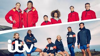 Our Celebrities Set Out On Their Row Across The UK | Don't Rock The Boat | ITV