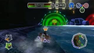 Banjo-Kazooie: Nuts & Bolts Xbox 360 Gameplay - Boating