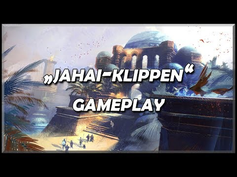 "Guild Wars 2 – Path of Fire | ""Jahai-Klippen"" – Gameplay"