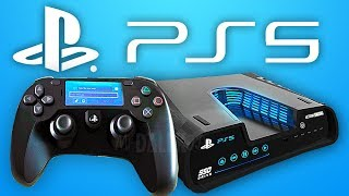 Official Playstation 5 Details: New Controller & Release Date Confirmed! (ps5 News)